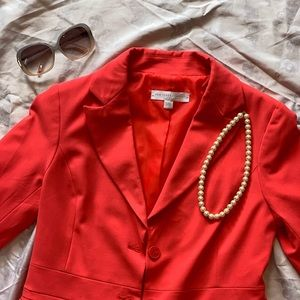 ⚡️4 for $15 New York and Company pink blazer⚡️